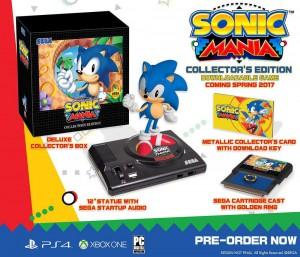Copertina Sonic Mania - PC