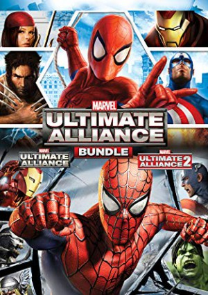 Copertina Marvel: Ultimate Alliance Bundle - PC