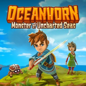 Copertina Oceanhorn - Monster of Uncharted Seas - PS4