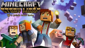 Copertina Minecraft: Story Mode - The Complete Adventure - PS4