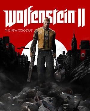 Copertina Wolfenstein II: The New Colossus - Switch