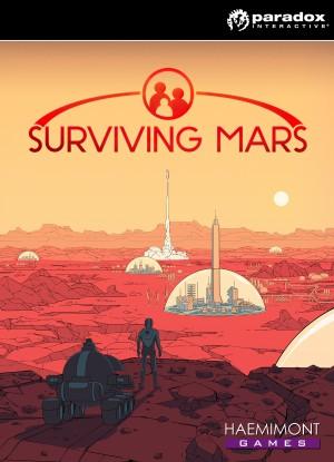 Copertina Surviving Mars - Xbox One