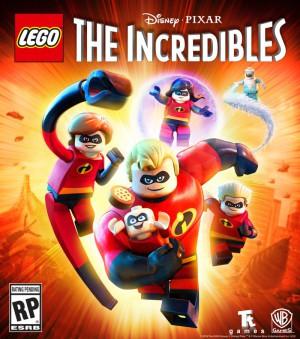 Copertina LEGO Gli Incredibili - PS4