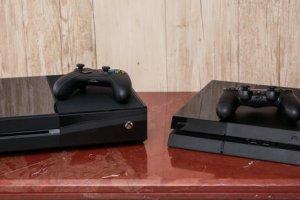 4 metri e mezzo di caduta libera, una Ps4 e una Xbox One