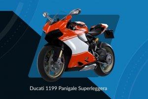 RIDE mostra la Ducati 1199 Superleggera
