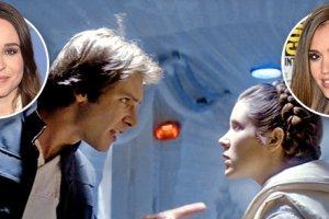 Ellen Page sar� Han Solo e Jessica Alba la principessa Leila