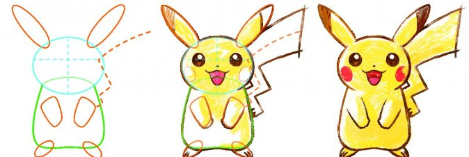 Favoloso Impara a disegnare con Pokémon Art Academy - Gamesurf.it RQ05