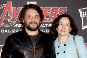 Foto dalla premi�re romana di Avengers: Age of Ultron!