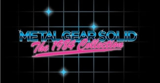 Konami annuncia Metal Gear Solid The 1984 Collection