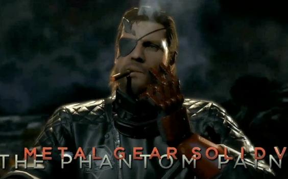 Alle 15,30 appuntamento con lo streaming di Metal Gear Solid