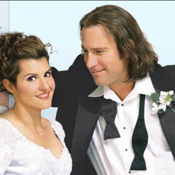 Matrimonio In Greco : Il mio grosso grasso matrimonio greco si mostra in un