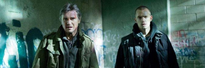 Liam neeson si prepara a correre nel trailer italiano di for Senza identita trailer