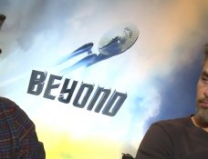 Captain on The Bridge. Kirk e Spock ci parlano di Star Trek Beyond