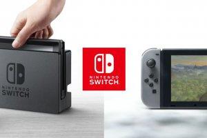 Comunicato stampa ufficiale per Nintendo Switch