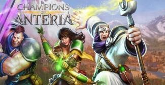 Alle 18.30 Live Streaming su Champions of Anteria