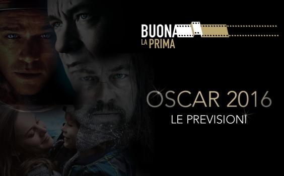 Alle 15.30 Podcast dedicato alle previsioni sugli Oscar 2016