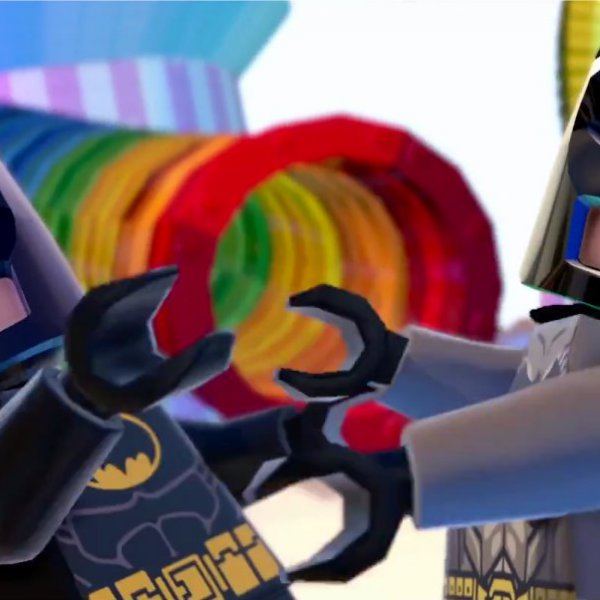 Problems with the 103 patch on the PS3? : Legodimensions
