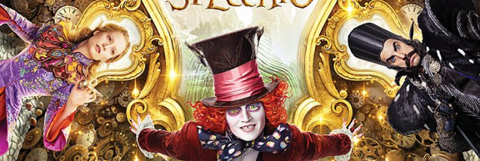 Un nuovo trailer italiano per alice attraverso lo specchio - Alice attraverso lo specchio kickass ...
