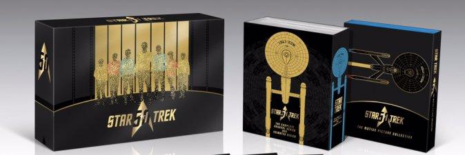 Un cofanetto per celebrare il 50� Anniversario di Star Trek