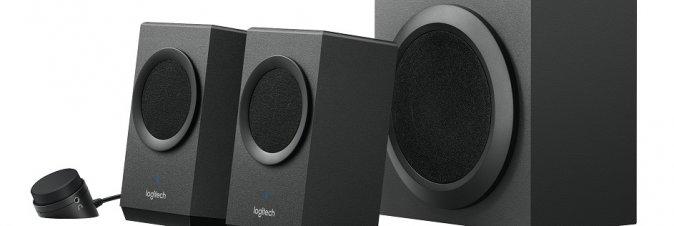 Da Logitech gli speaker desktop: alta qualit� e streaming Bluetooth