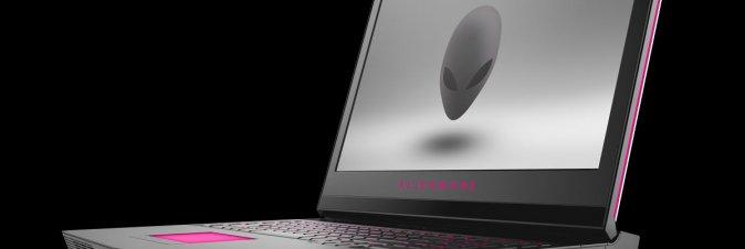 Alienware abilita tutti i suoi notebook a gestire la realt� virtuale