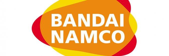 Un stand per le anteprime Bandai Namco alla Games Week 2016