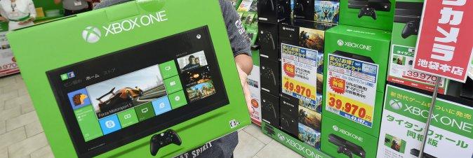 Ennesimo calo di prezzo Xbox One in Giappone