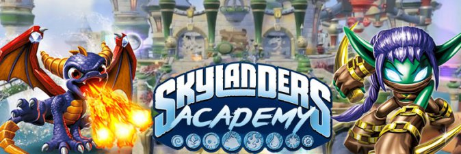 Spyro e i suoi amici approdano su Netflix! Ecco il trailer di Skylander Academy