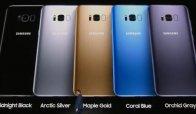 Samsung Galaxy S8 e S8+