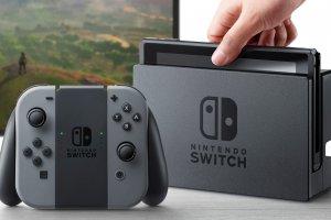 Nintendo Switch il 3 Marzo in Italia