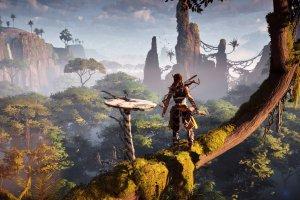 Una prova comparativa di Horizon: Zero Dawn su PS4 e Pro