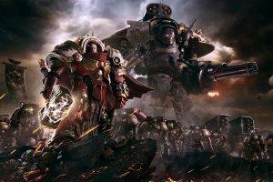 Il live su Dawn of War III si rimanda!