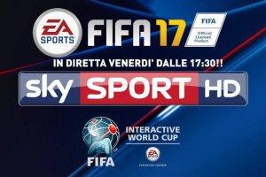 Domani su Sky le finalissime del campionato mondiale di Fifa 17