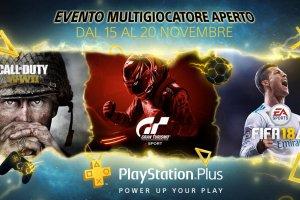 Sony apre a tutti i giocatori le porte del multiplayer