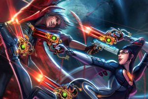 Hideki Kamiya vorrebbe un cross-over tra Bayonetta e Devil May Cry