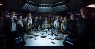 James Franco nella prima immagine ufficiale di Alien: Covenant