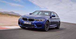 La BMW M5 fa capolino in Need for Speed Payback