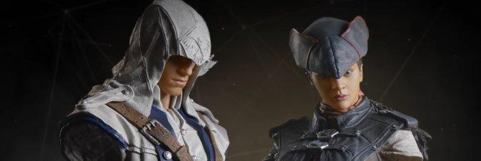 Due nuovi busti per i feticisti di Assassin's Creed