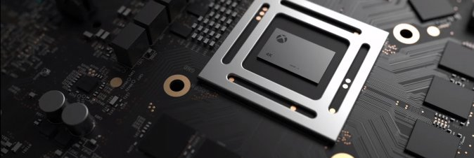 Un evento pre E3 dedicato ad Xbox Scorpio?