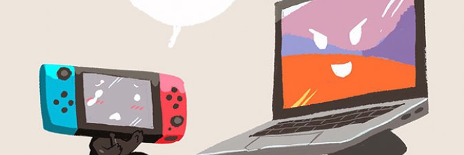 Il Nintendo Switch carica il MacBook Pro?
