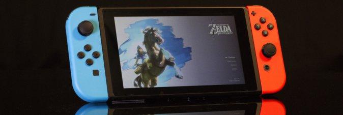 Nintendo Switch è già un successo