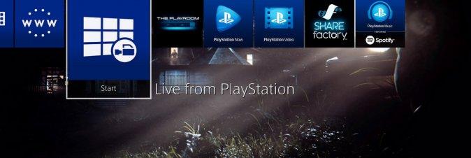 L'aggiornamento software di sistema 4.50 per PS4 esce domani