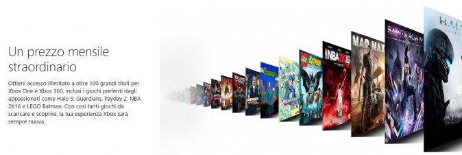 Quattro nuovi titoli aggiunti all'Xbox Game Pass