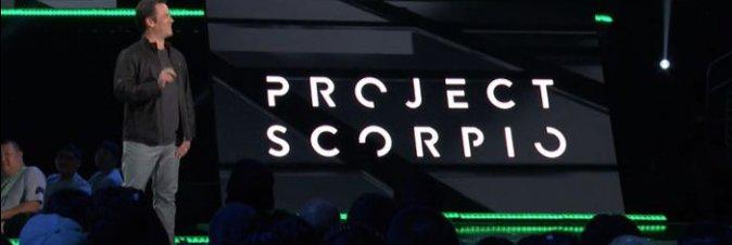 Anche Skyrim e Fallout 4 avranno una patch per Scorpio