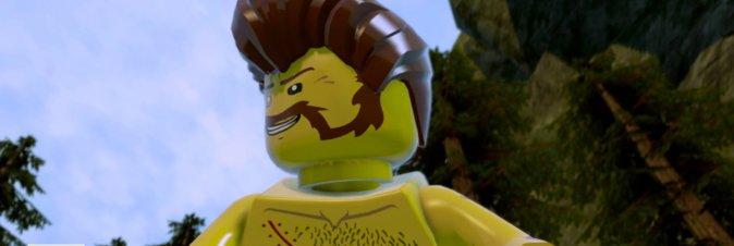Primo trailer per LEGO City Undercover