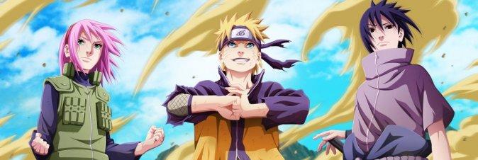 Arrivano due nuovi giochi di Naruto