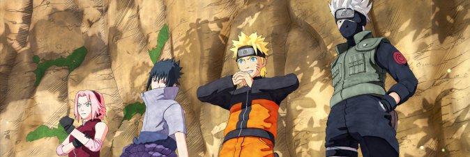 Annunciati ufficialmente i nuovi titoli di Naruto