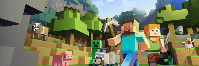 A breve arriverà Minecraft Marketplace