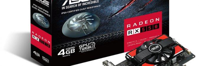 AMD lancia oggi sul mercato le nuove RX 500