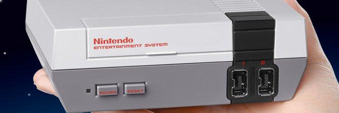 Nintendo cessa la produzione di NES Mini anche in Europa